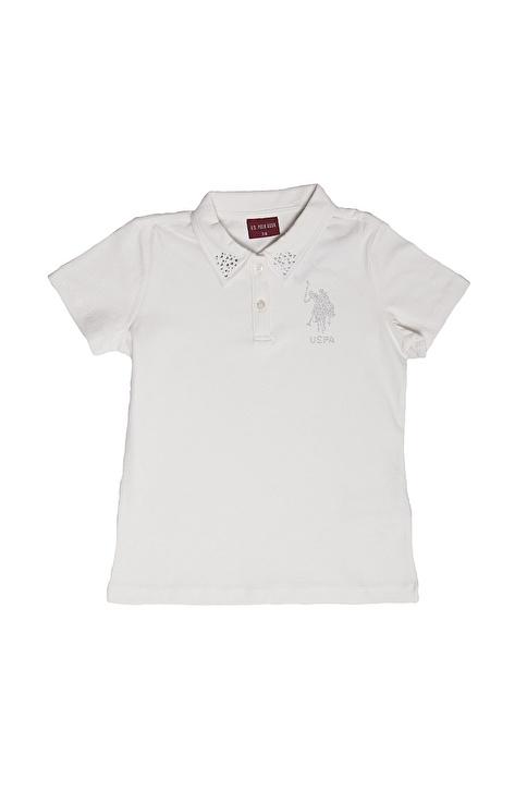 U.S.Polo Assn. Tişört Krem